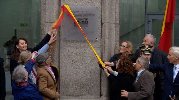 """Upamiętnili Niespodziankę. Była siedzibą stołecznej """"Solidarności"""""""