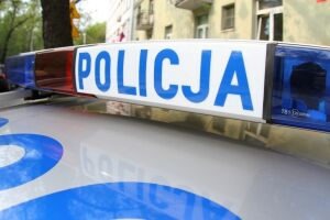 Policja: ciało 61-latka w zbiorniku wodnym na Białołęce