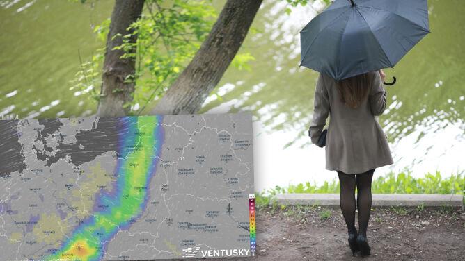 Pogoda na 5 dni: raz deszcz, raz słońce, ale miejscami powyżej 20 stopni