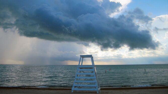 Prognoza pogody na dzisiaj: <br />30 stopni. Opady, burze