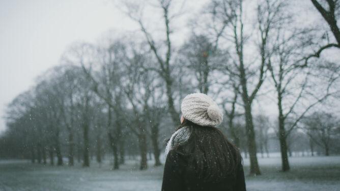 Prognoza pogody na dziś: opady śniegu i deszczu <br />ze śniegiem, maksymalnie 4 stopnie