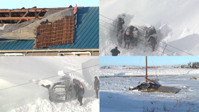 Zamarzli, zginęli w zasypanym aucie. Ofiary ekstremalnej śnieżycy na Hokkaido