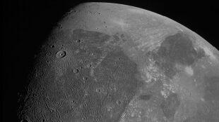 Pierwsze takie zdjęcie od 20 lat. Ganimedes sfotografowany przez NASA