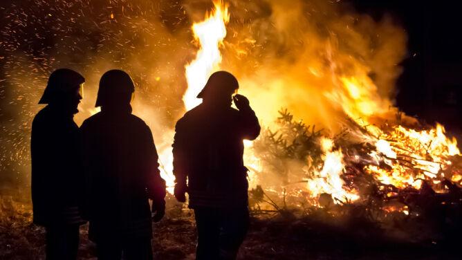 Od początku roku lasy paliły się ponad 3 tysiące razy. Strażacy apelują o rozwagę