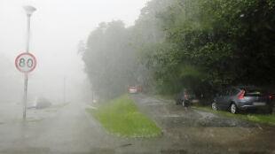Klimatolog: gwałtowne zjawiska będą coraz częstsze