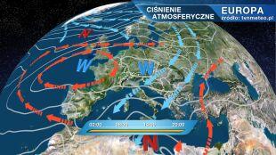 Wyż Hannelore rządzi pogodą w Polsce