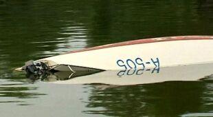 Biały szkwał i akcja ratunkowa na Mazurach, 21.08.2007/ archiwum TVN24